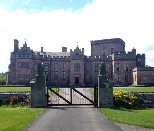 Greystoke Castle