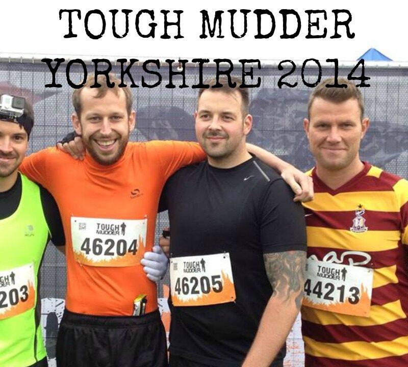 Tough Mudder Yorkshire 2014