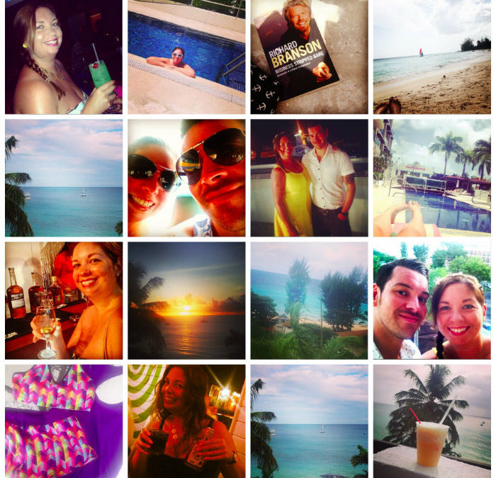 Barbados On Instagram!