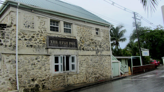 An Adventure to the Fish Pot, Barbados