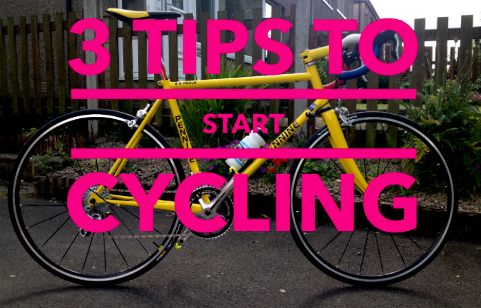 3 Tips For How to Start Cycling