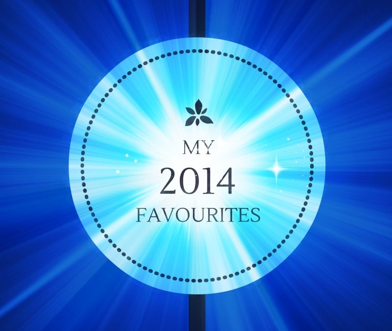 My 2014 Favourites!