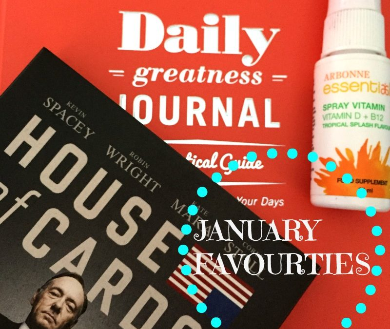 The Favourites – January 2015