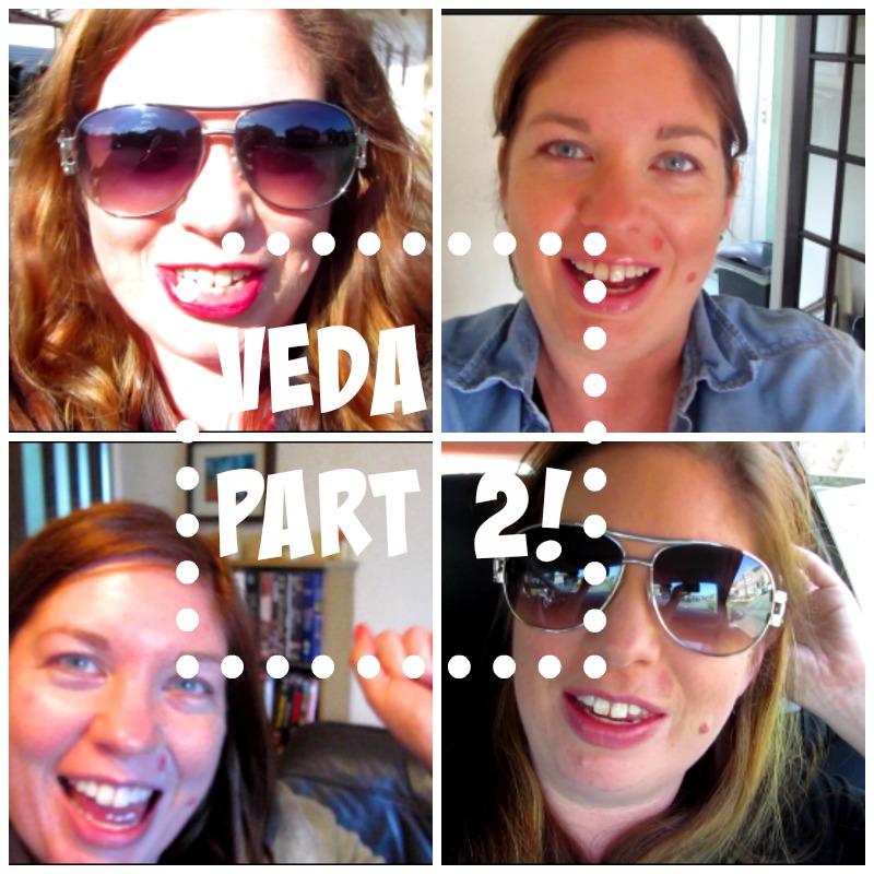 VEDA- Vlogging Everyday in April