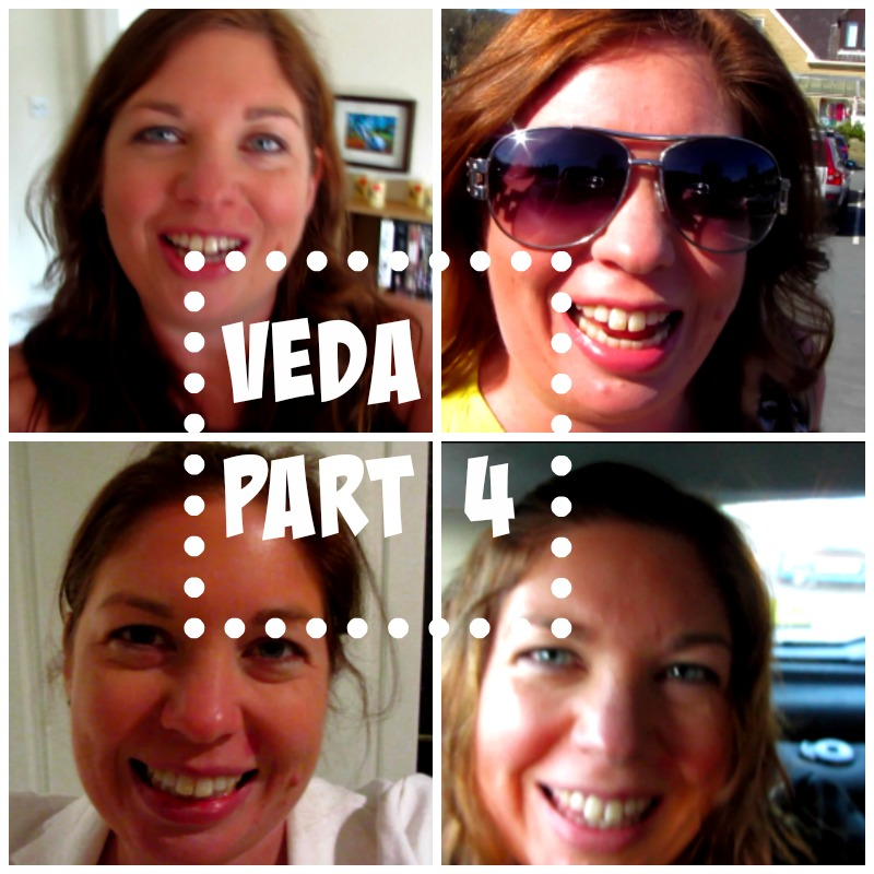 VEDA - Vlogging Everyday in April