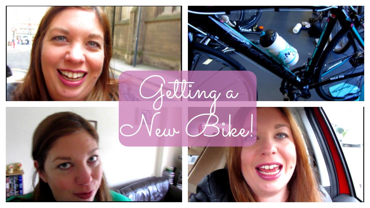 Getting a New Bike - Weekly Vlog