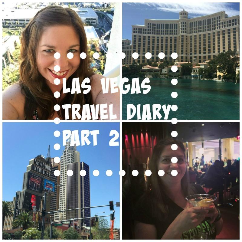 Las Vegas Travel Diary