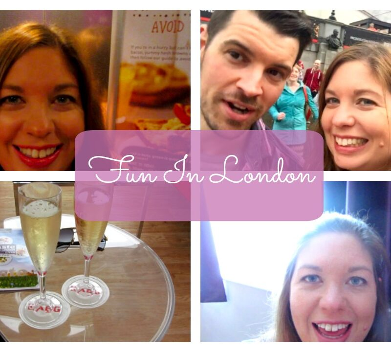 London Weekend Vlog