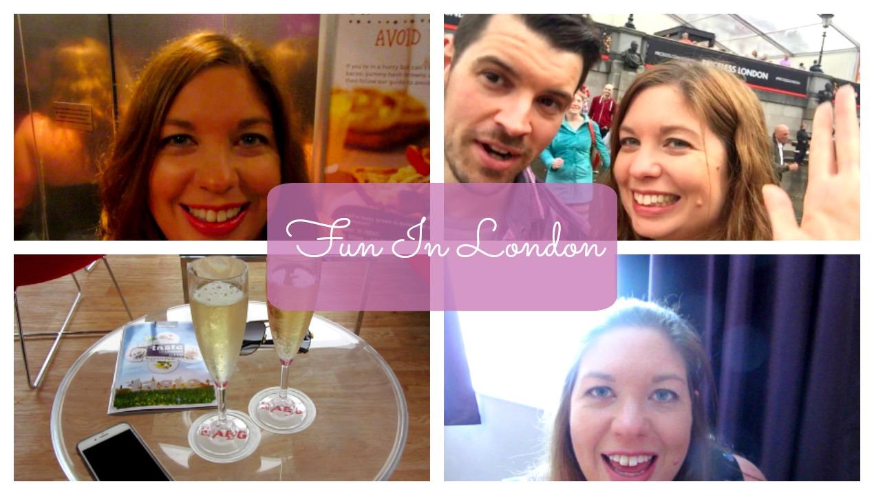 London Weekend Vlog