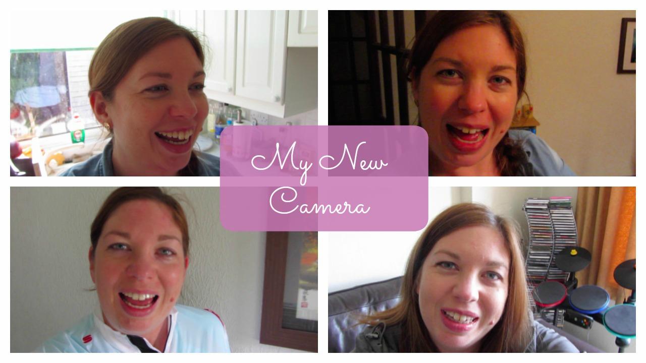 My new camera weekly vlog