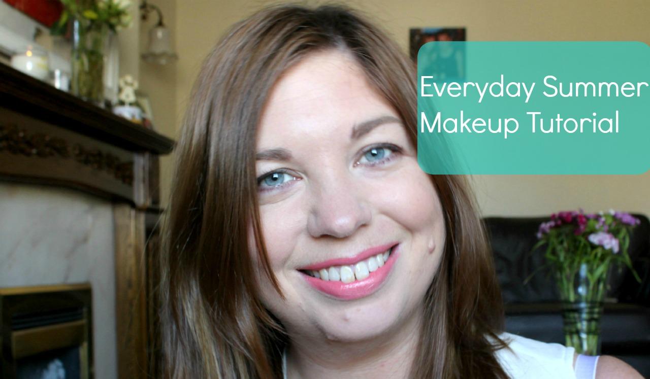 Everyday Summer Makeup Tutorial!