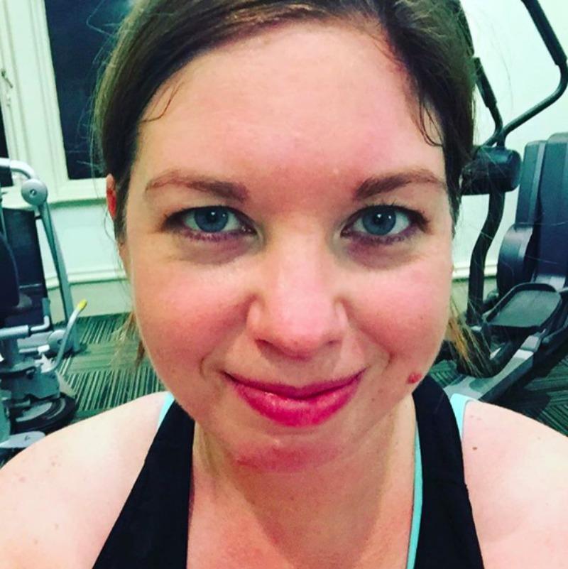 Fitness Fun Gym Selfie