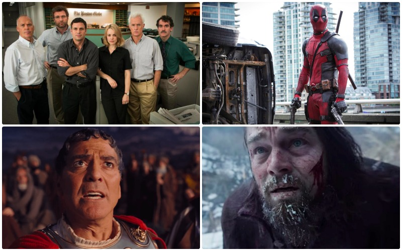 10 Films to see in 2016