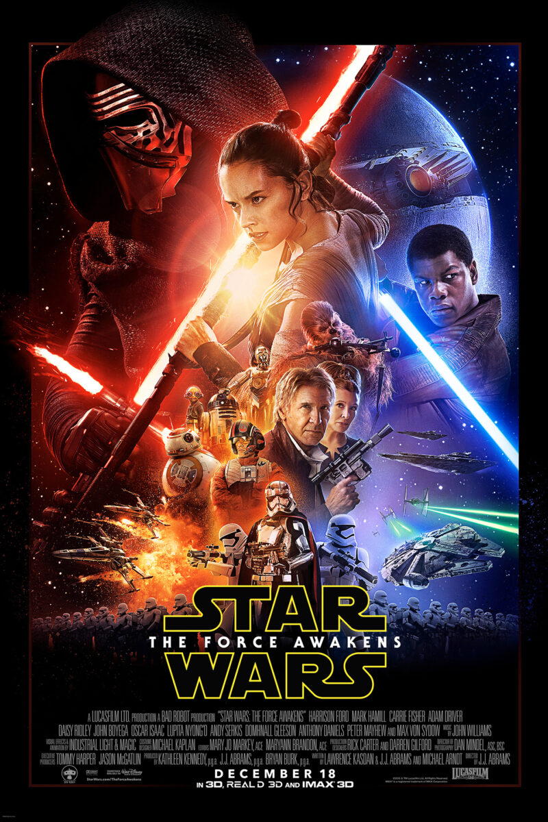 Star Wars The Force Awakens Film Review