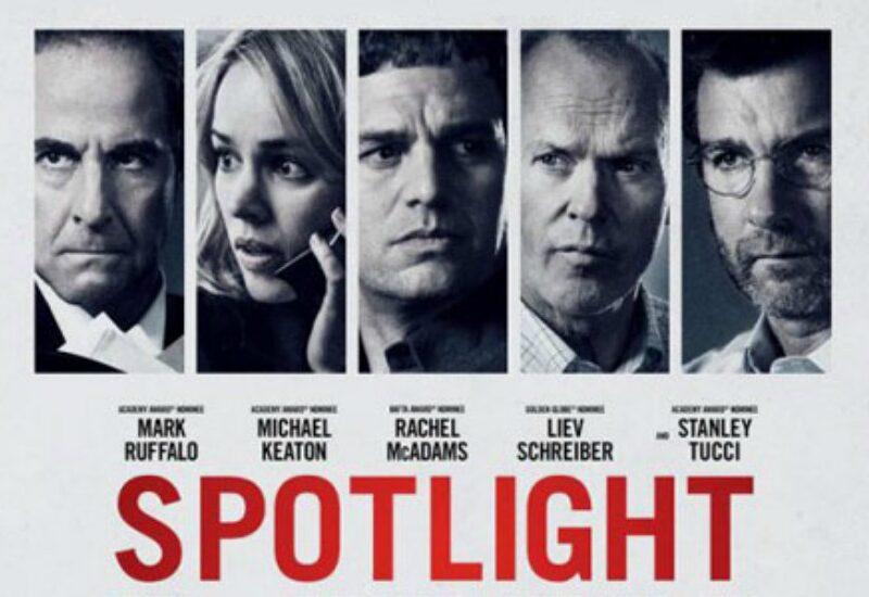 Spotlight Film Review