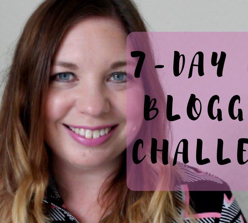 Trigger Your Blog 7-Day Blogging Challenge