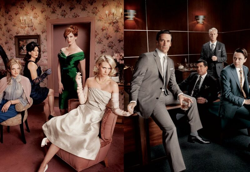Blogging Lessons from Mad Men