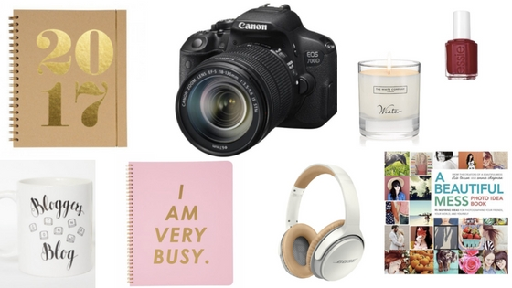 The Bloggers Christmas Gift Guide!