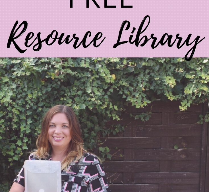 My Bloggers Free Resource Library