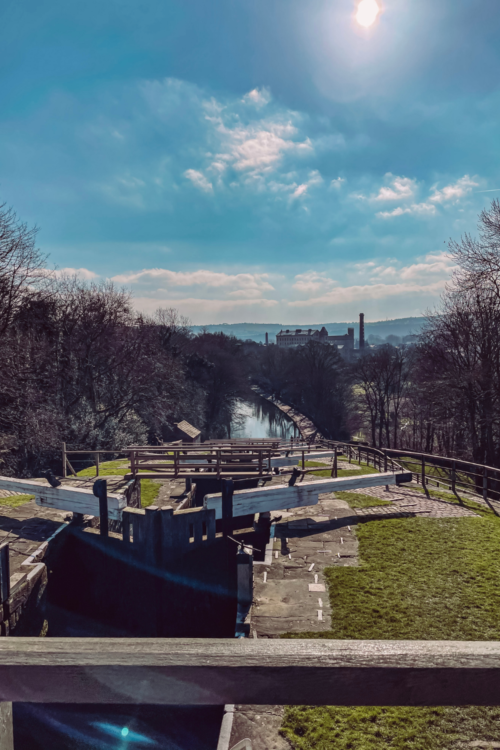 Yorkshire walks and cocktails
