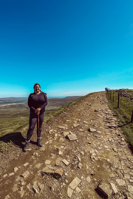 Walking the Yorkshire Three Peaks