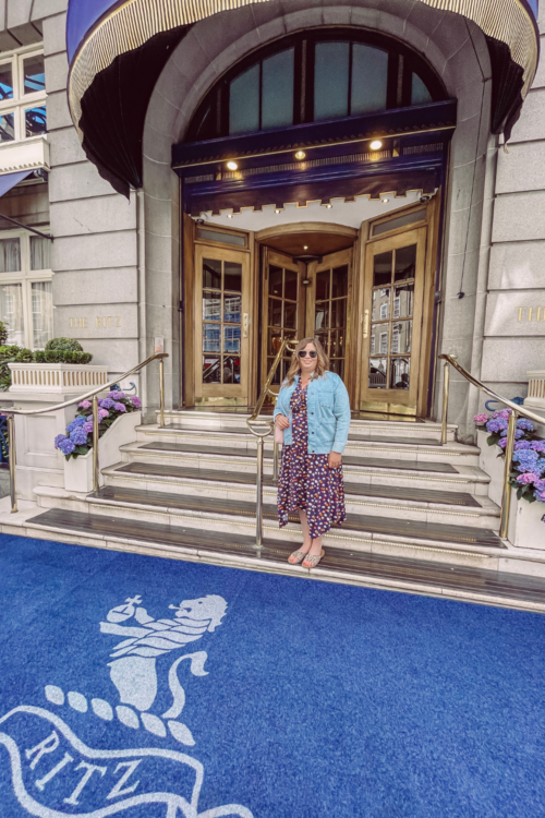 A Day in the London: The Ritz & Everybody's Talking About Jamie