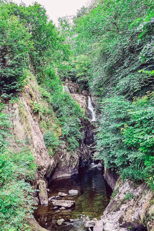 walking Ingleton Waterfalls Trail