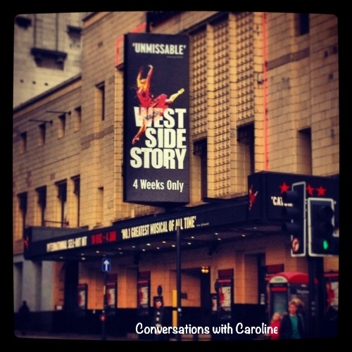 West Side Story UK Tour Manchester