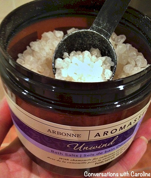 Arbonne Unwind Bath Salts