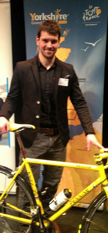 Keil and Yellow Tour de France Pennine