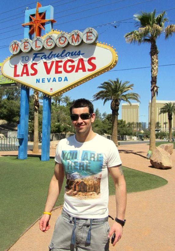 Keil Nelson Las Vegas Sign