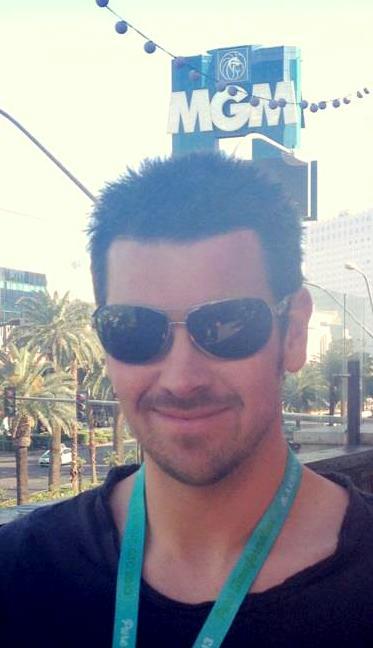 Keil Nelson in Las Vegas