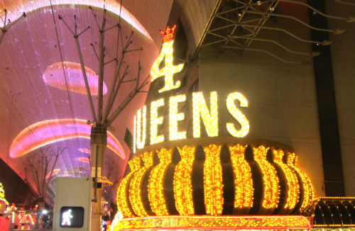 4 Queens at Freemont Street