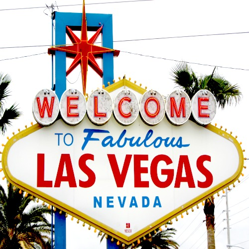 Las Vegas Travel Diary- Part 1