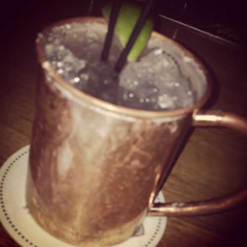 Cocktails at Pub 1842