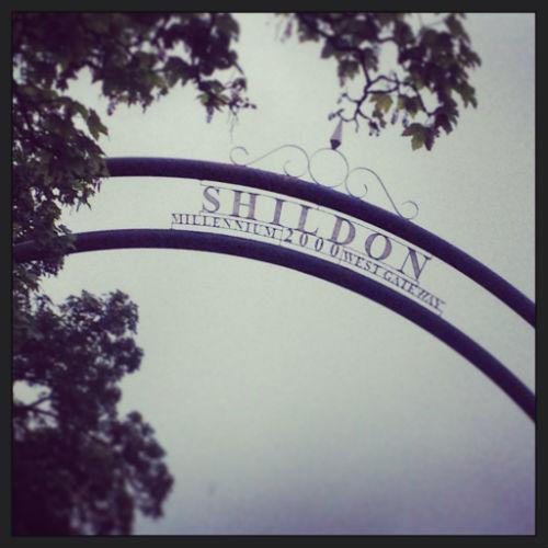 Shildon Sign