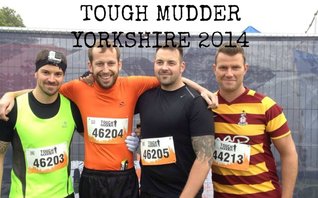 Tough Mudder Yorkshire 2014 | A Spectators View