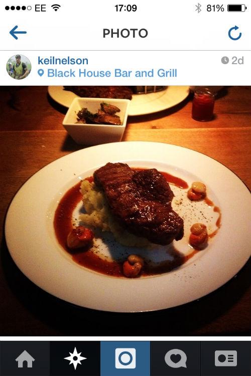Blackhouse Steak Leeds