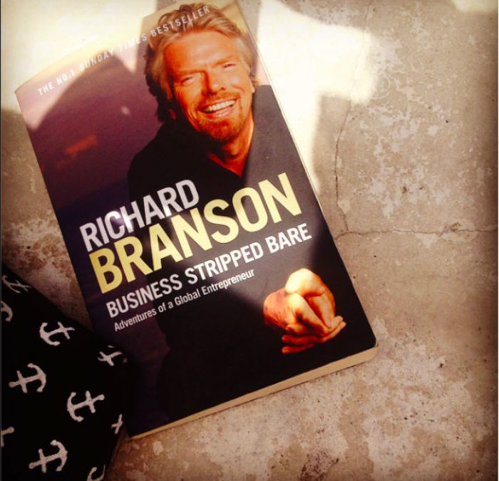 Business Stripped Bare – Richard Branson