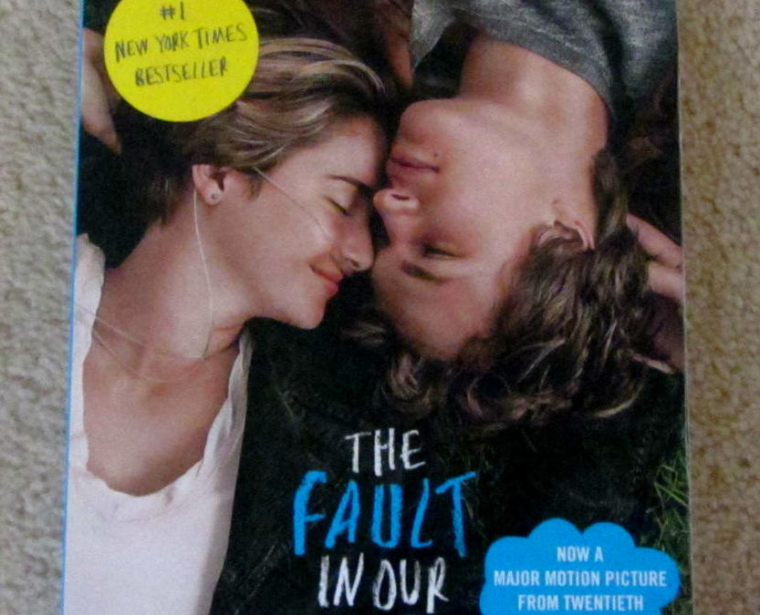 The Fault In Our Stars – Book Review