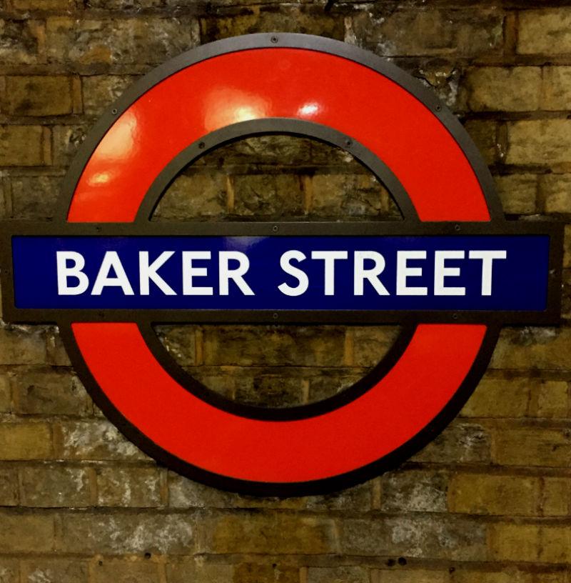 Baker Street and Sherlock Holmes