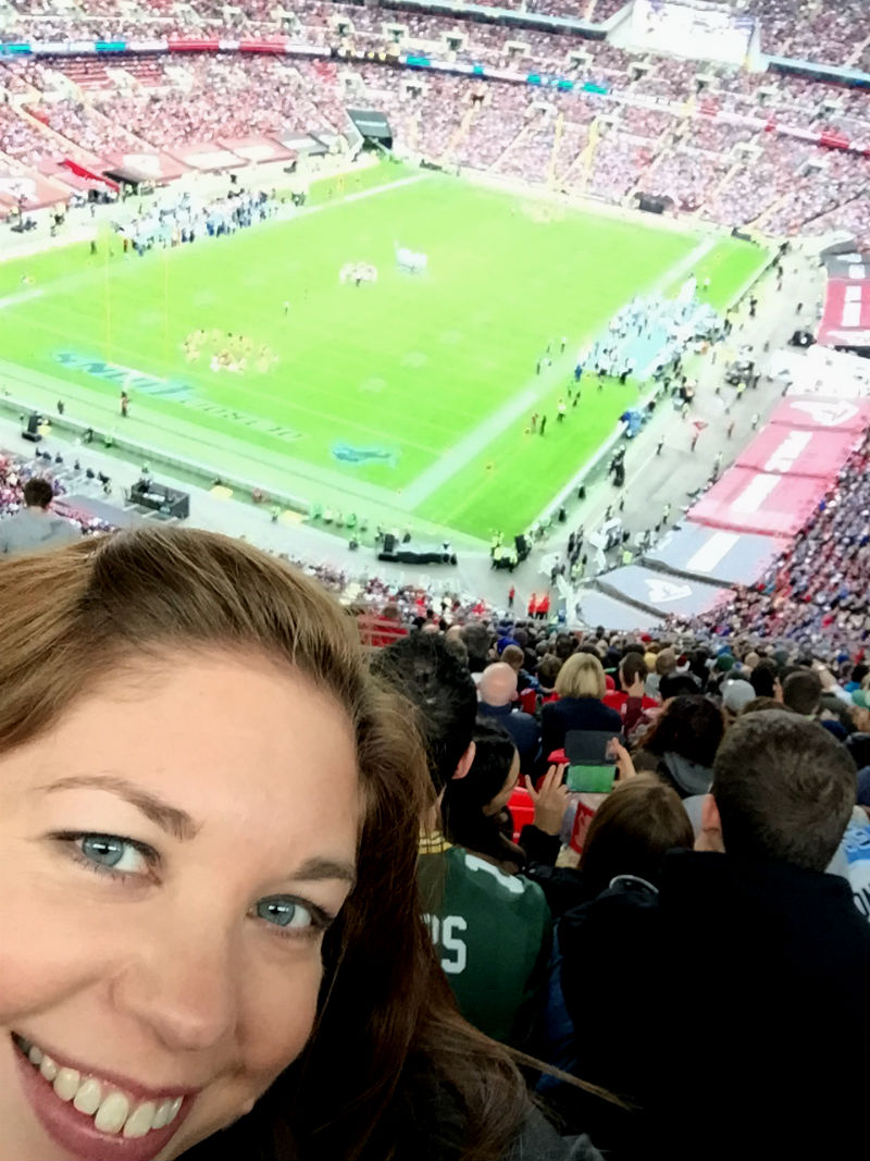 NFL UK Wembley
