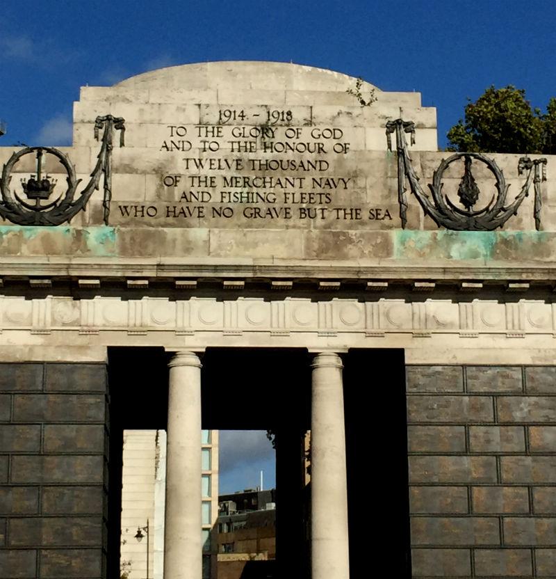 Naval Memorial London