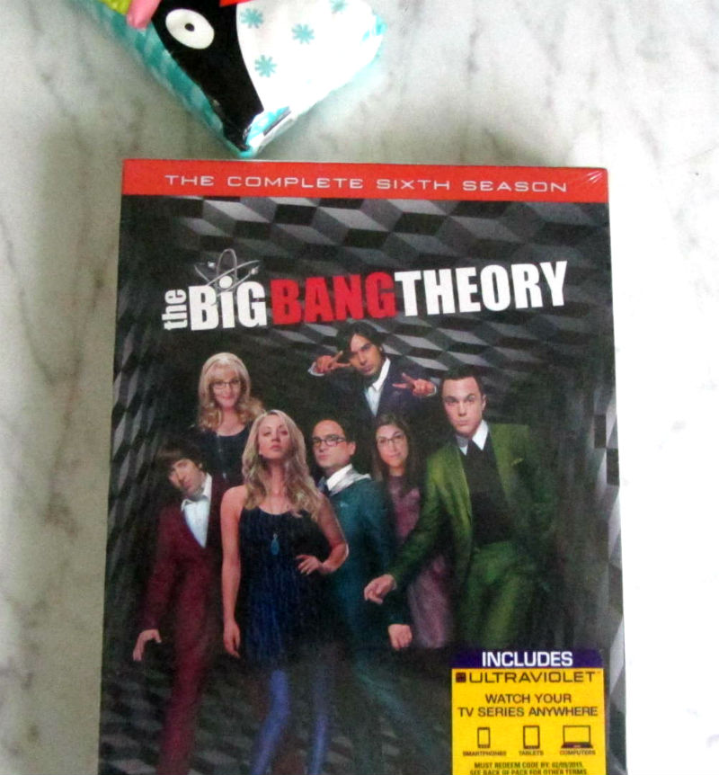 Big Bang Theory Christmas Gift Ideas
