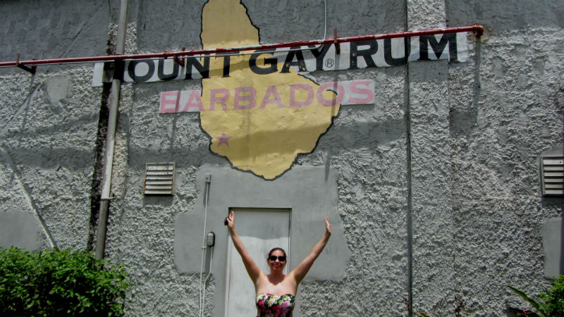 Mount Gay Rum Tour, Barbados