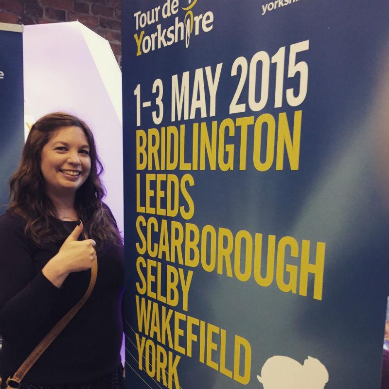 Tour de Yorkshire Press Launch