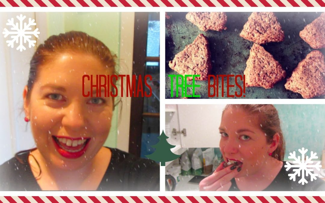 How to Make Delicious Chocolate Christmas Tree Bites