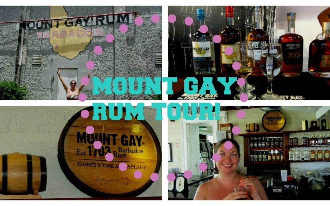 Mount Gay Rum Tour