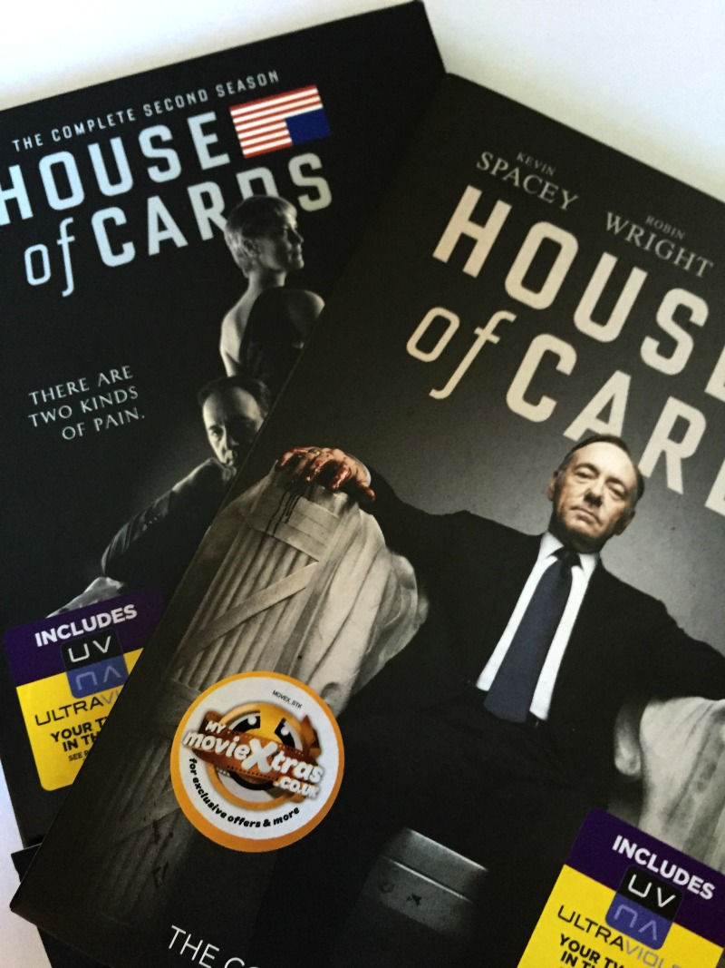 House of Cards January Favourites