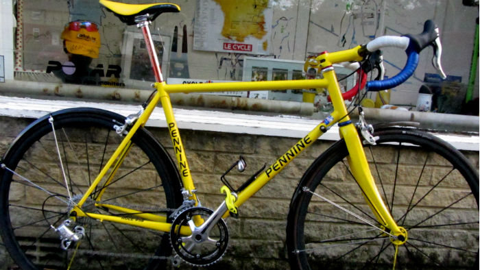 Pennine Bikes made in Yorkshire
